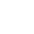 white icon of a tree with roots