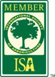 member of ISA sign